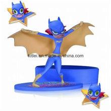 De alta Qualidade Vinly Plastic Action Figure Lembrança ICTI Brinquedos de Presente de Natal