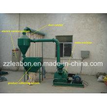 Máquina de pulverización de madera certificada CE