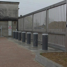Car Parking Traffic Barrier Bollard