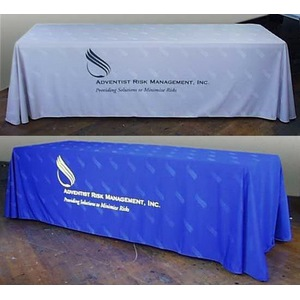 Logo Custom Printed Tension Fabric Table Runners