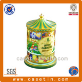 cheap music boxes , hand crank music box , carousel horse music box