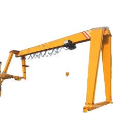 5ton Europe Electric Hoist Single Girder Portal Gantry Crane