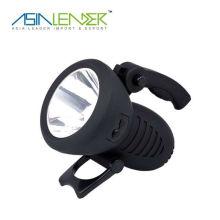 1W wiederaufladbare LED-Spot-Licht