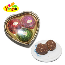 Heart-shaped Gift Box Sweet Almond Chocolate For Valentine's Day