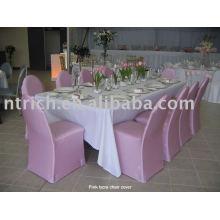 Couverture de chaise extensible, couverture de chaise de spandex/lycra, couverture de chaise d'hôtel/banquet