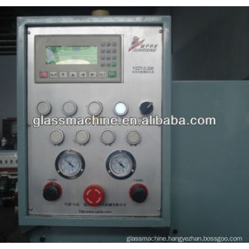 YZ220 Automatic PLC control Drilling Machine With Driller 4mm - 220mm