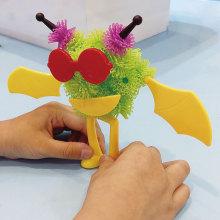 Интеллектуальные обучающие игрушки DIY Balls Building Blocks Toy