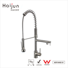 Haijun Best Brand cUpc Deck Mounted Installation Brass Kitchen Sink Faucet