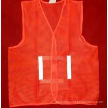 High Quality Cheap Reflective Vests Mesh High Visibility Reflective Safety Vest