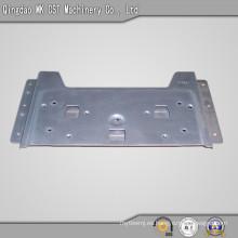 Estampación de piezas de acero fundido con recubrimiento