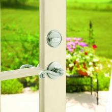 Single Cylinder Deadbolt Combo Pack Featuring SmartKey