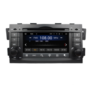 KIA BORREGO ANDROID 6.0 CAR DVD PLAYER