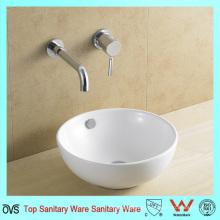 Ovs Round Shape Estilo Moderno Ceramic Glazed Bowl
