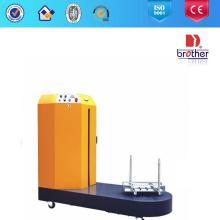 2015 Máquina de embalagem de filme extensível de bagagem do aeroporto