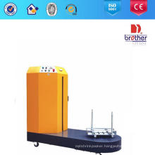 2015 Hot Airport Luggage Stretch Film Wrapping Machine