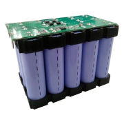 Lithium ion battery pack for golf trolley, power tools, lawn mower, more than 1,000times cycle life