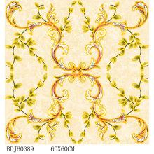 Suelo interior gran tamaño porcelana rompecabezas de piso con 1200x1200mm (BDJ60389)