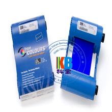Harz blau Zebra p120i p110i p310i p330i Thermo-Transferdrucker-Farbband