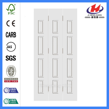 *JHK-B08 Internal Wooden Bifold Doors Folding Door Wood Bifold Doors Internal