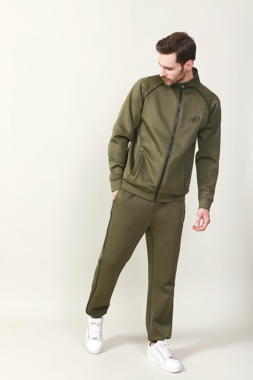 Men's soft scuba jacket 75/72
