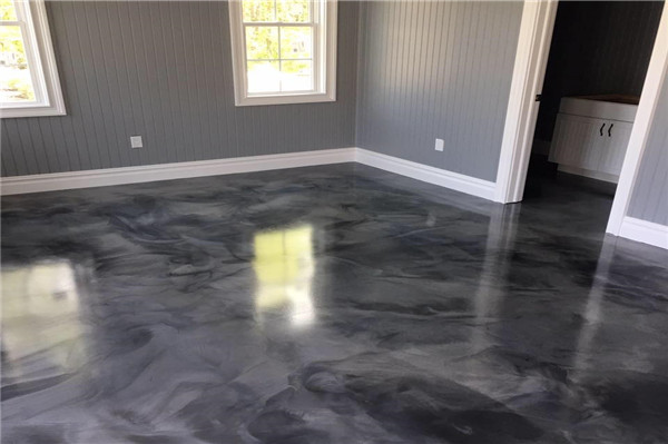 metallic epoxy paint countertops