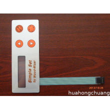 Capacitive Multi Touch Screen Panels Membrane Switch For 3c Electronics