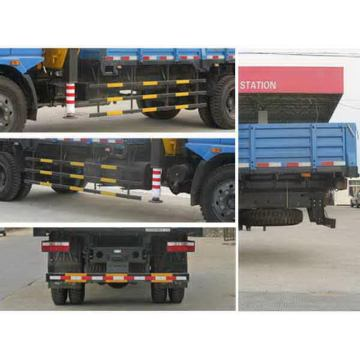 DONGFENG Mobile Truck With Crane 4Ton