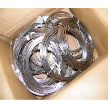 Dia0.25-3mm Zirconium Wire en stock