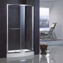 6 mm Tempered Glass Bowfront Shower Door
