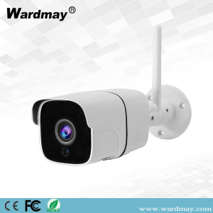 CCTV 1.0MP Wireless Wifi Bullet Security IP Camera