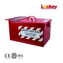 Combined Lockout Storage And Group Lockout Box