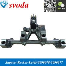 Support de levier de bascule de pièces de moteur de TEREX 3696678/3696677 pour la série d'Isg de moteur de Bfcec