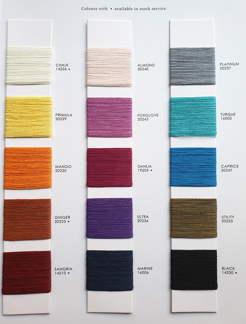 Linen Blend Yarn