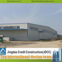 Taller de estructura de acero prefabricado de alta calidad