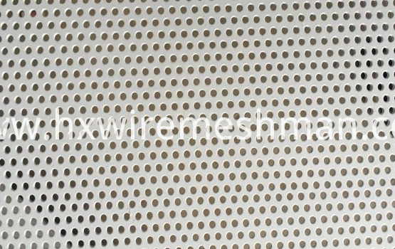 aluminum punch metal mesh