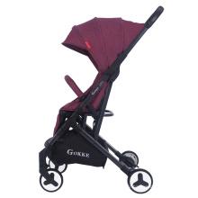 Landau bébé mode opération facile poussettes nouveau-nés chariots
