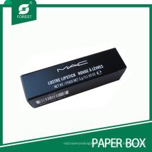 Caja de empaquetado modificada para requisitos particulares de lujo del lápiz labial de la caja de lápiz labial