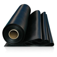 2016 China Black Electrical Insulation Rubber Sheets