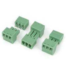 8A 3p Pins PCB Screw Terminal Block Connector 3.5mm Pitch