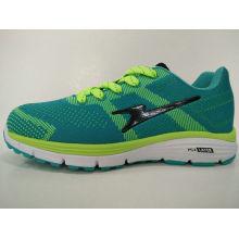 Neueste Design Green Sport Jogging Schuhe