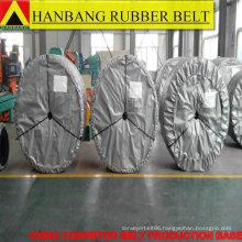 rubber conveyor belt PVC solid woven (680s-3100s)