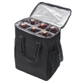 Fashionable Insulated Wine Cooler Bag for Picnic