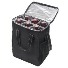 Refrigerador de vinho isolado elegante para piquenique