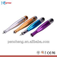 Máquina de maquiagem permanente caneta tatuagem cosmética