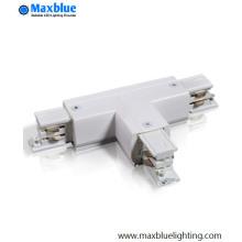 Circuit triphasé 4 fils Rail Rail Rail T-Couple Connecteur