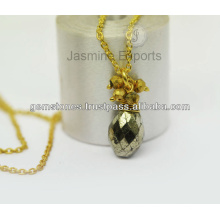 Handmade Vermeil Gold Plated Necklace For Best Gift Wholesale Supplier For Necklace