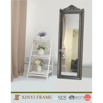 New wood hin art frame mirror factory direct sale