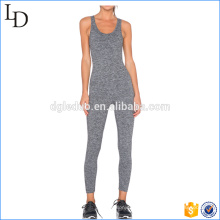 Frauen bequem Spandex Overall Strampler Clubwear Bodycon Overall