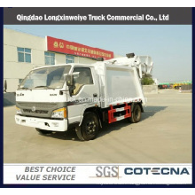 New Model 4cbm Rhd 4X2 Compactor Garbage Truck