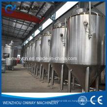 Bfo Cerveza de acero inoxidable Equipo de fermentación de cerveza Commercial Beer Brewery Equipamiento para la venta